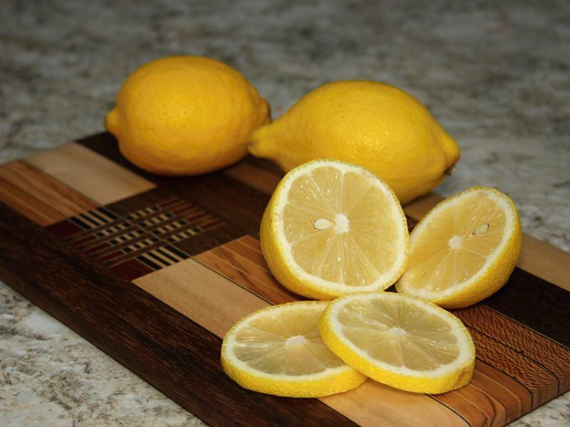 Cytryny mrożone