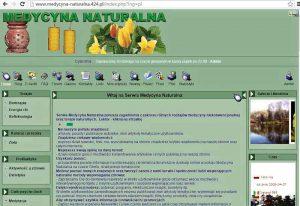 Serwis Medycyna Naturalna - strona archiwalna