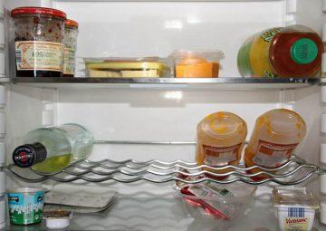 lodówka - żywność w lodówce